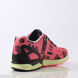 c6c5b788977c9 NEW~Adidas ZX FLUX PLACE HOLDER Running 8000 TORSION Boost gym Shoes ...