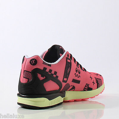 NEW~Adidas ZX FLUX PLACE HOLDER Running 8000 TORSION Boost gym ...
