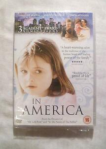 IN AMERICA  SAMANTHA MORTEN JIM SHERIDAN  DVD  2003 - edinburgh, Edinburgh (City of), United Kingdom - IN AMERICA  SAMANTHA MORTEN JIM SHERIDAN  DVD  2003 - edinburgh, Edinburgh (City of), United Kingdom