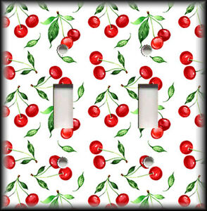 Cherries Decor Kitchen