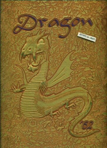 1962-FAIRMONT-HIGH-SCHOOL-YEARBOOK-THE-DRAGON-KETTERING-OH
