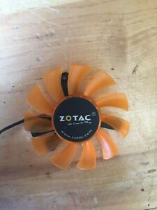 Zotac-Nvidia-Geforce-GT-730-630-Video-Card-Replacement-Fan