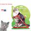 4Color-Nylon-Pet-Cat-Harness-Leash-Halter-Collar-Adjustable-Traction-Belt-Kitten thumbnail 1