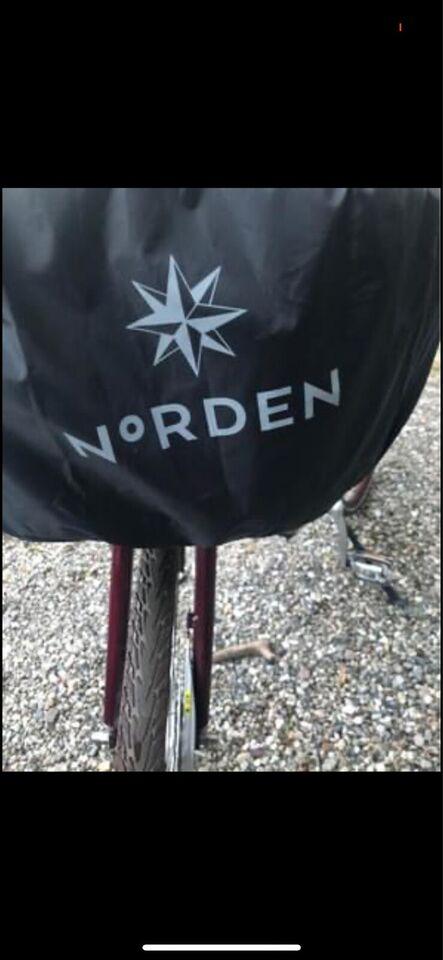 Damecykel, Norden, Ellen