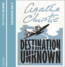 Destination Unknown by Agatha Christie (CD-Audio, 2006)