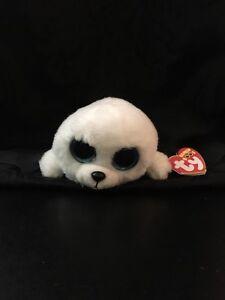 5e281f6ab0a TY Beanie Babies Boo s Icy Seal 6