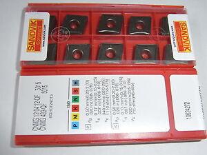 10x SANDVIK    Wendeplatten     CCMT 060202-UF    5015   NEU mit Rechnung!!!