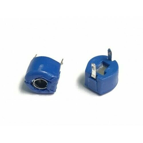 QUANTITY  OF  6  VARIABLE  TRIMMER CAPACITORS  25 pF