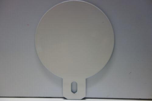 CAROLINA POWER AND LIGHT Reddy Kilowatt Enamel Plate Topper ELECTRICIAN GIFT
