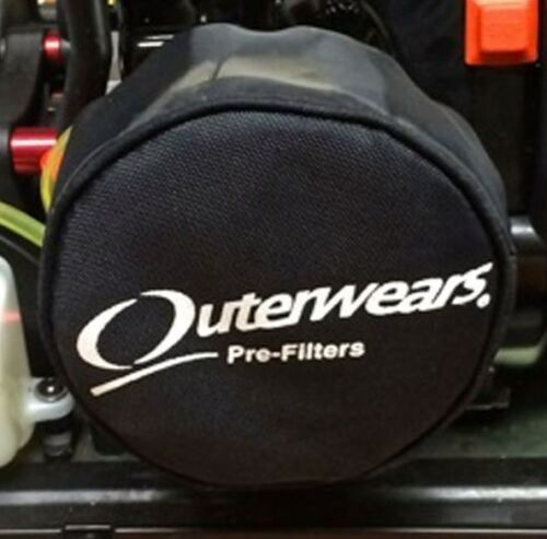 20-2873-03 OUTERWEARS PRE-FILTER FOR LOSI DESERT BUGGY XL RED