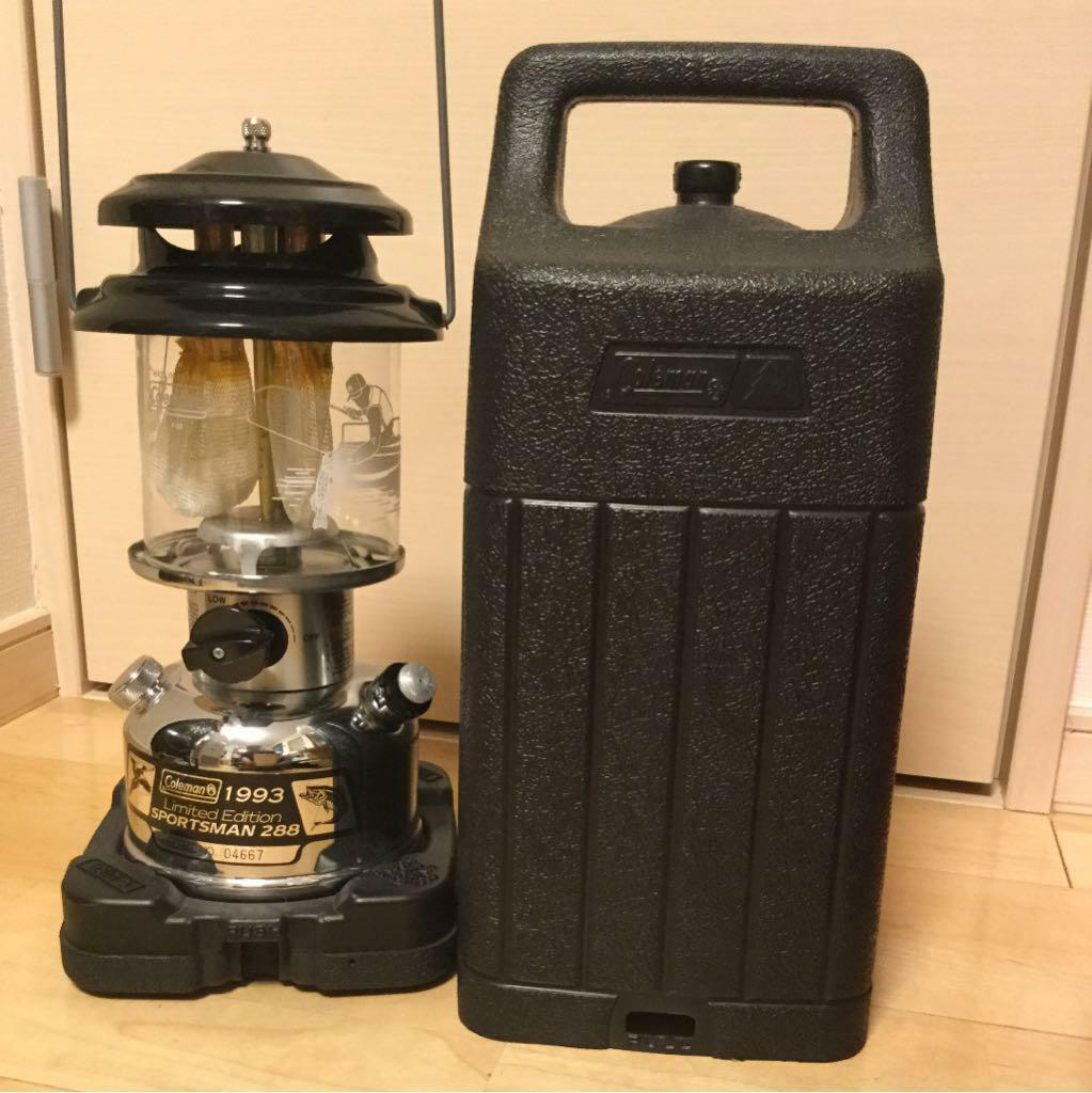 Coleman Season's Lantern Limited Edition 1993 SPORTSMAN 288 SERIAL