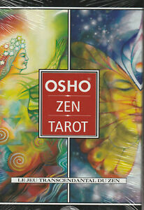 OSHO-ZEN-TAROT-FRENCH-EDITION-BOOK-amp-CARDS-NEW