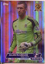 Topps Premier Gold Football 13/14 Orange Parallel Base Card #140 Allan McGregor