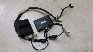 1997-2004 kawasaki klx300r klx 300 cdi box and wire ... kawasaki klx wiring harness #13