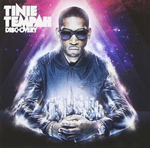 TINIE TEMPAH-Tinie Tempah-Disc-Overy  CD NEW