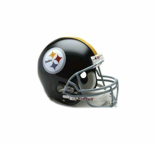 9db2daefc Riddell Pittsburgh Steelers 1963 - 1976 Throwback Full-size Authentic Helmet