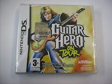 NINTENDO DS GAME - GUITAR HERO ON TOUR - NUOVO SIGILLATO 2008