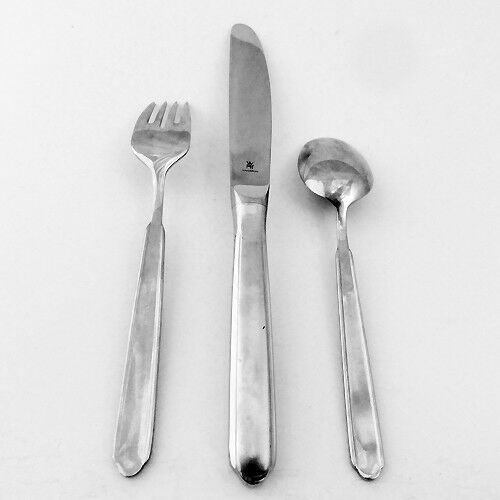 BRUSSEL by WMF Stainless 3 Piece Setting NEW NEW NEW NEVER USED 7bf3cd