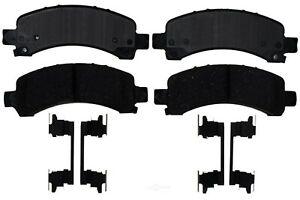 ACDelco 17D974CH Professional Ceramic Rear Disc Brake Pad Set