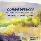 Claude Debussy - : The Complete Piano Music, Vol. 2 (2007)