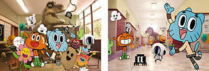 Il-mondo-incredibile-di-GUMBALL-POSTER-Set-A4-A3-A2-A1-Set-disponibili