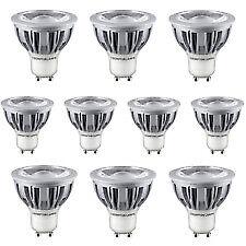 Crompton Lamps 5w LED GU10 Bulb 4000K Cool White /_ LGU105CWCOB