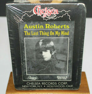 Austin-Roberts-The-Last-Think-On-My-Mind-8-Track-Factory-Sealed-New-Old-Stock