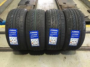 x4 225 40 18 225 40r18 92w landsail tyres with amazing c c ratings very cheap ebay. Black Bedroom Furniture Sets. Home Design Ideas