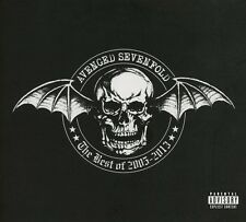 AVENGED SEVENFOLD - BEST OF 2005-2013,THE  2 CD NEU
