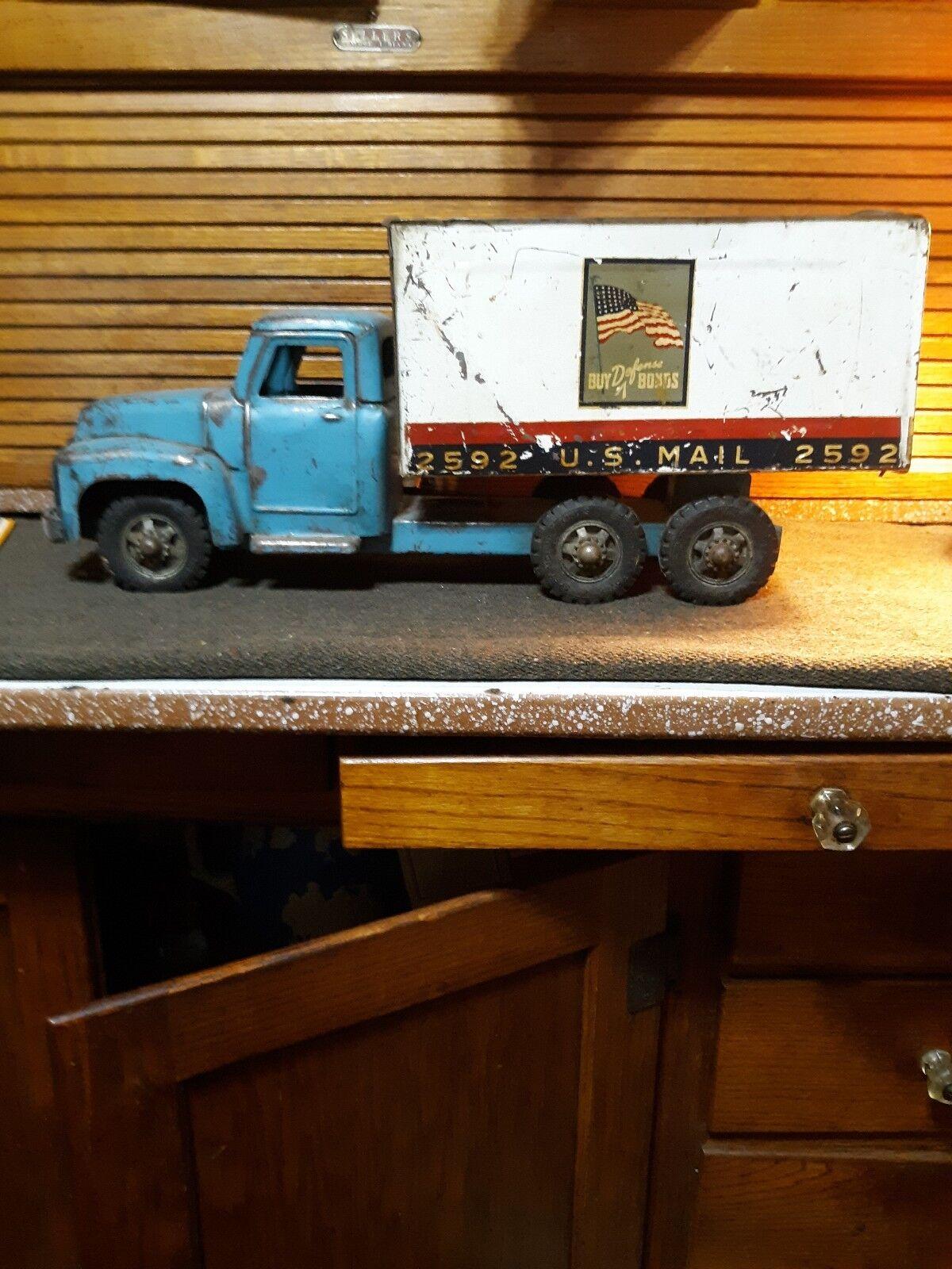 Buddy Buddy Buddy L U S  Mail Delivery Van 1956 458821