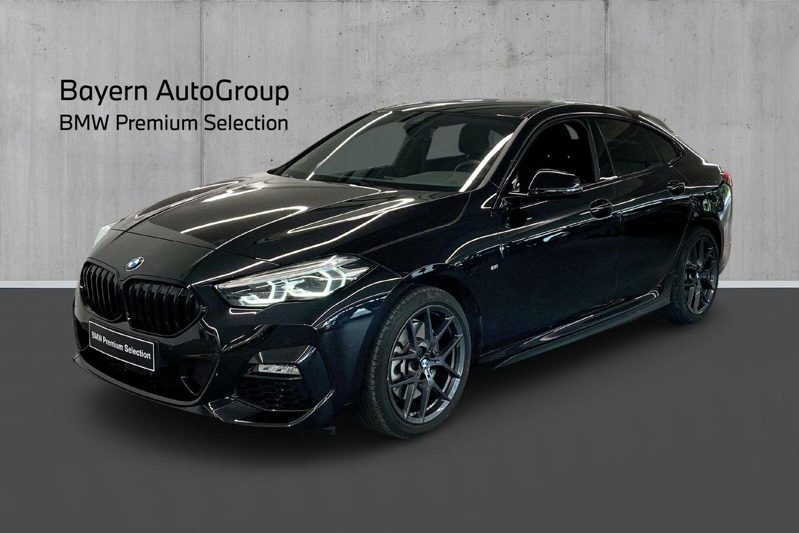 BMW 220d 2,0 Gran Coupé M-Sport aut. 4d - 409.900 kr.