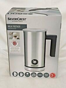 SilverCrest-Latte-Schiumatore-elettrico-SCALDA-CALDO-amp-FREDDO-Schiuma-funzione-NUOVO-SIGILLATO