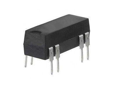 Relè relay reed senza diodo 12V 12Vcc 0,2A a 2 contatti normalmente aperto 12Vdc