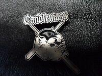 Candlemass Pin Badge