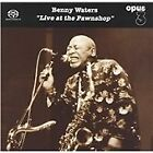 Benny Waters - Live at the Pawnshop (Live Recording, 2014)