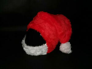 MOTORCYCLE-COVER-MOTORBIKE-FUNNY-HEEDS-CRAZY-CASE-HELMET-COVERS-SANTA-CLAUS-HAT