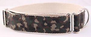 1-5-034-Luxury-Hemp-Adjustable-Slip-Collar-for-Dogs-Green-Camo-USA-X-Large