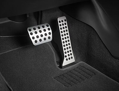Mazda CX-5 2013-2014 New OEM aluminum foot rest pedal manual & auto BHN1-V9-095