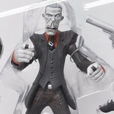"Mezco Gangsters B/W Frank ""Sparkey"" Foreman Action Figures exclusive"