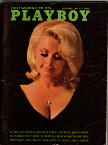 PLAYBOY-September-1965-Sex-Stars-Of-The-1920-039-s-Peter-O-039-Toole-Intvw-Mother-Goose