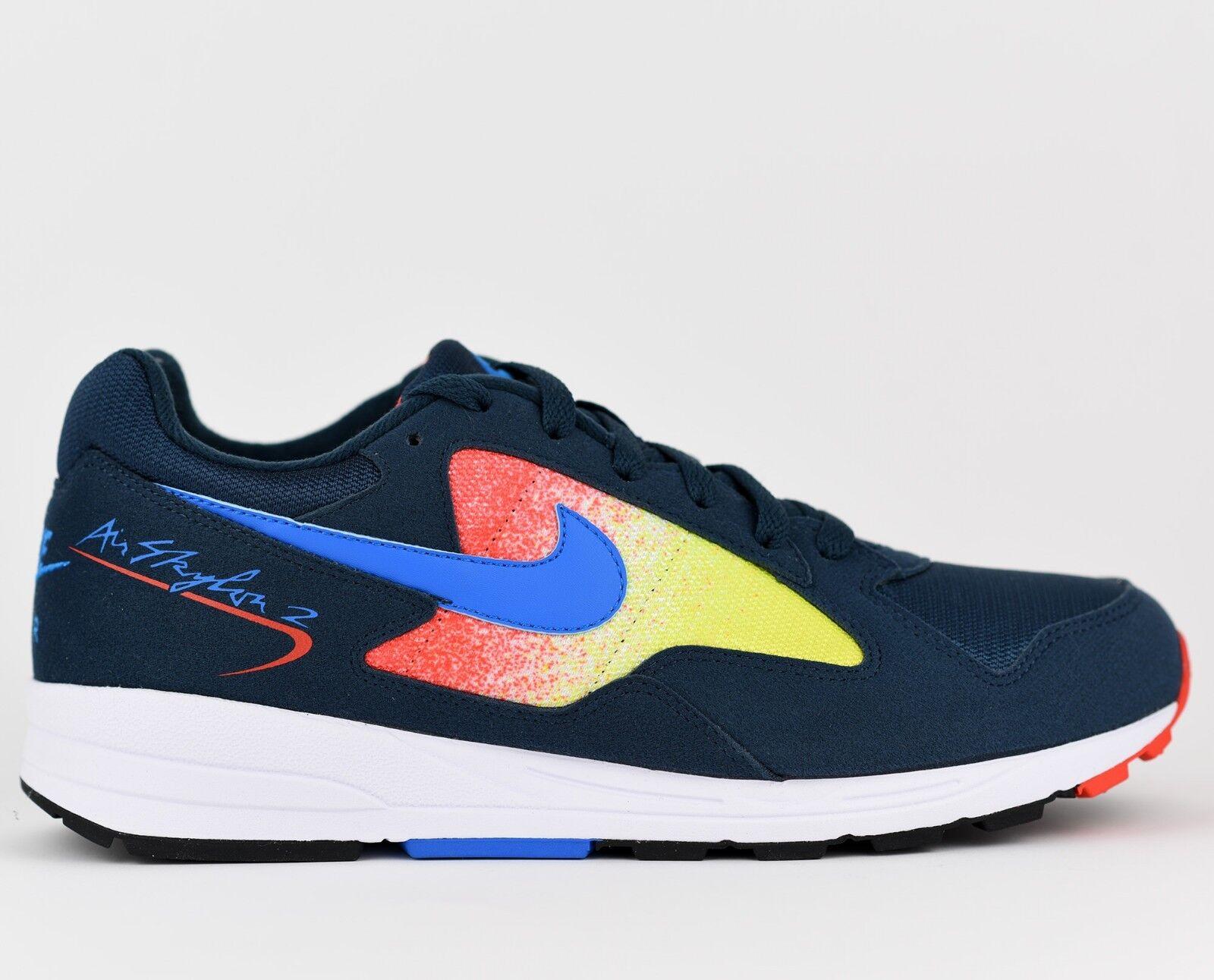 Nike Air Skylon II 2 Men Lifestyle Sneakers shoes New Armory Navy AO1551-400