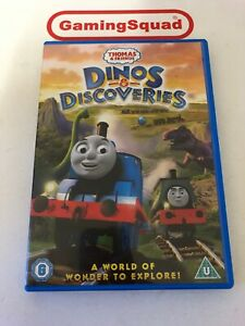 Thomas-amp-Friends-Dinos-amp-Discoveries-DVD-Supplied-by-Gaming-Squad