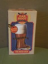 Das Boot Super Sized 36 oz  Beer Den Glass Boot ..4 the Thirsty Drinker!!