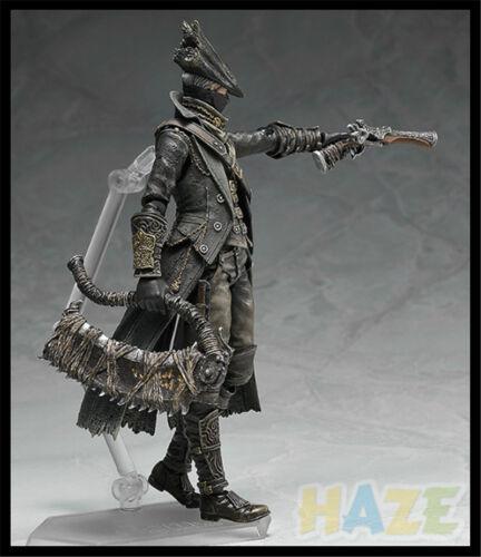 Figma 367 Hunter Bloodborne Action Figure PVC Model In Box 15cm