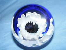 Caithness Glass Paperweight World War One Peace Poppy U17101 WW1 NEW Boxed Gift