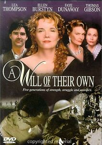 Will-of-Their-Own-DVD-2003-New-Rare-OOP