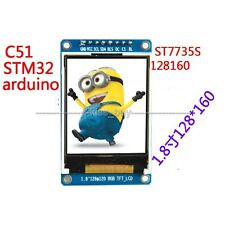 """1.8"""" inch OLED Serial 128x160 SPI TFT LCD Display Module FOR Arduino UNO R3"""