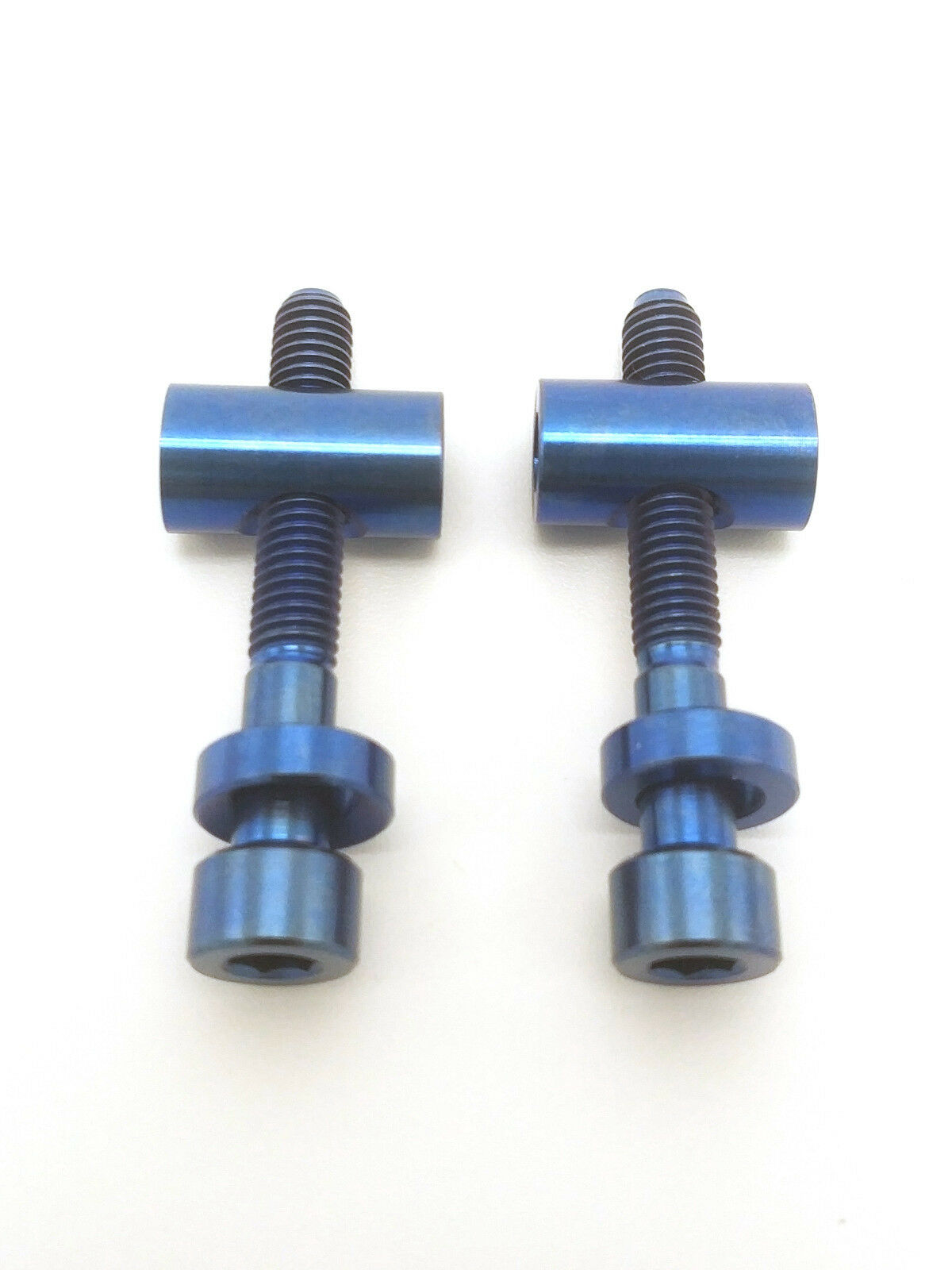 43/%lighter 2-Screws-Barrels-for-seatpost in Titanium 4-colors FOX Transfer