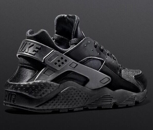 Nike Air Huarache 'Triple Black' GENUINE  All Sizes