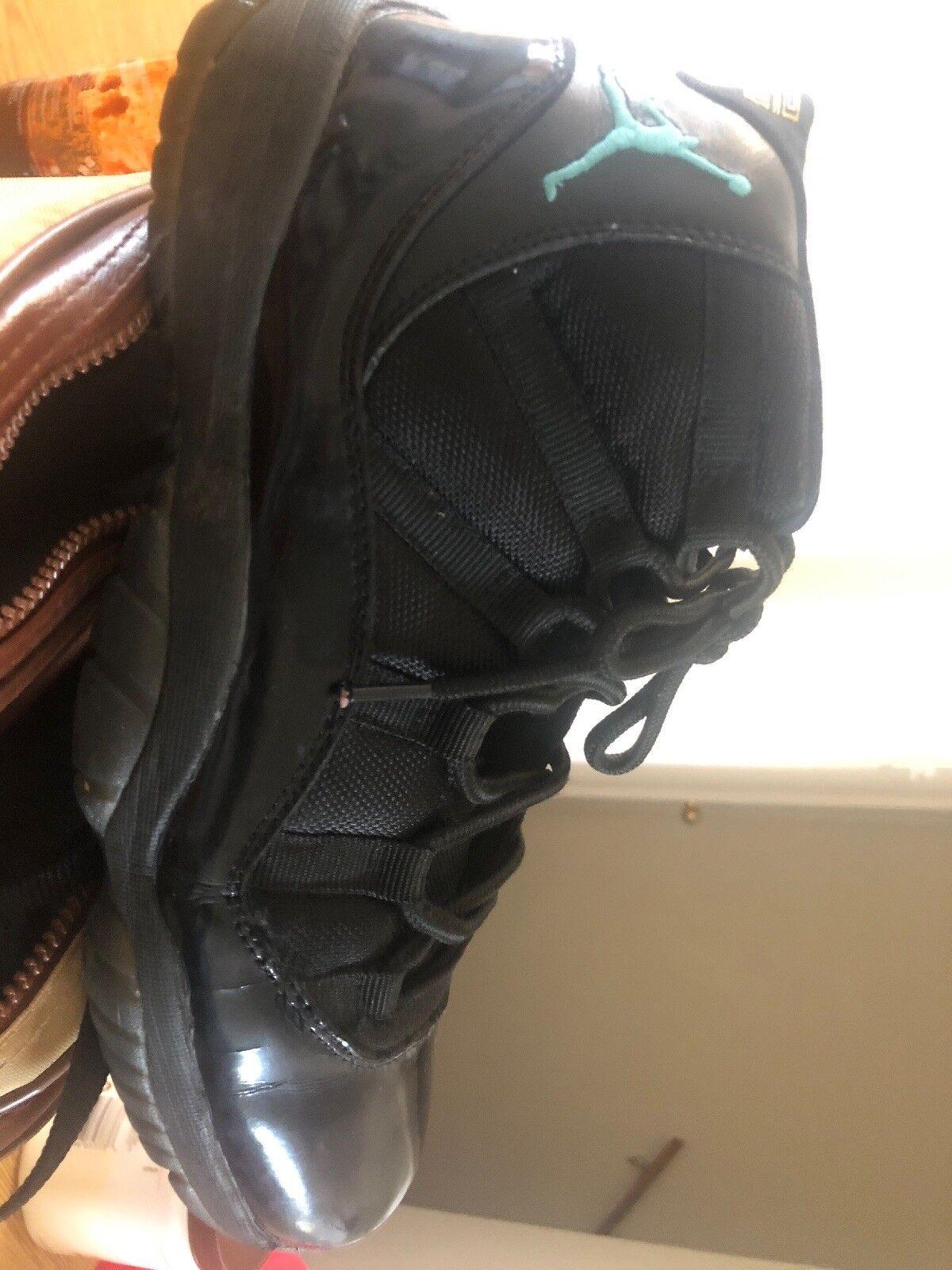Nike air jordan größe retro - 11 - größe jordan 10 schwarze eintracht 2013 378037 003 4590db